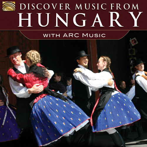 Discover Music from Hungary with Arc Music