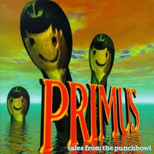 Primus-Tales From the Punchbowl