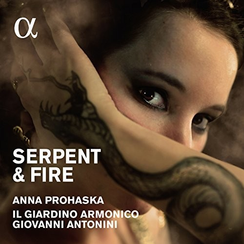 Serpent & Fire: Music By Purcell /  Handel