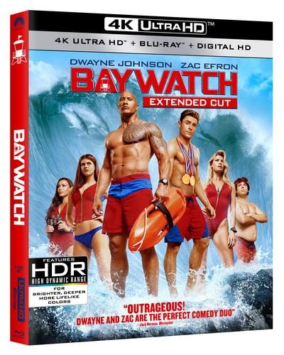 Baywatch [4K Ultra HD Blu-ray/Blu-ray]