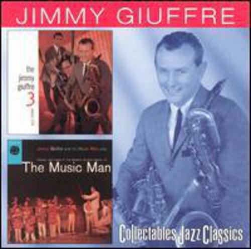 Jimmy Giuffre 3 /  Music Man