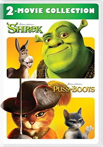 Shrek/Puss in Boots: 2-Movie Collection