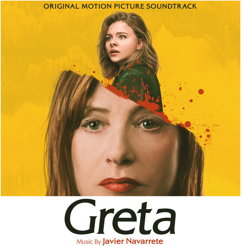 Greta (original Soundtrack) , Javier Navarrete