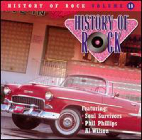 History of Rock 10 /  Various