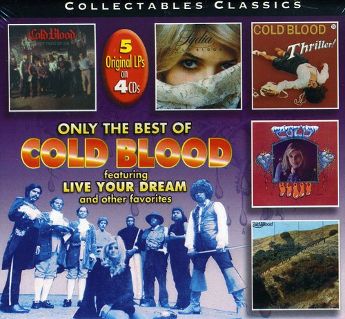 The Very Best Of Cold Blood