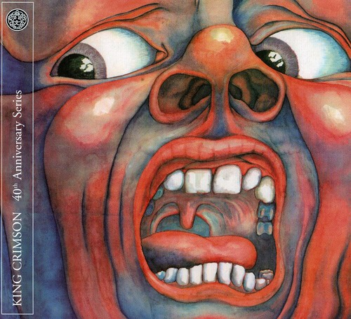 In The Court Of The Crimson King [CD and DVD-A] [Bonus Tracks] [Digipak]