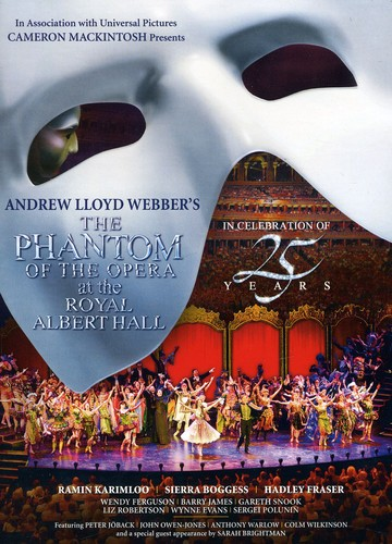 The Phantom of the Opera at the Albert Hall