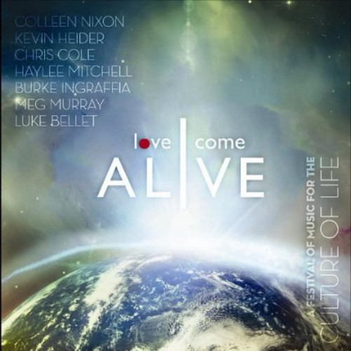 Love Come Alive /  Various
