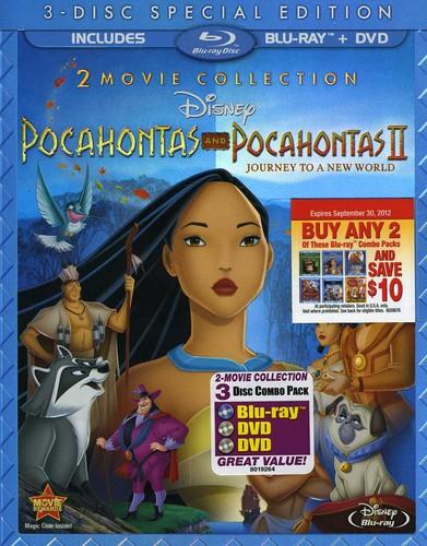 Pocahontas & Pocahontas II: Journey to a New Wolrd