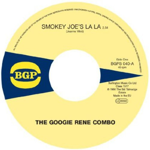 Smokey Joe's la la /  Hot Barbeque [Import]