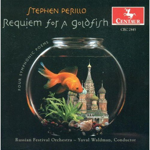 Requiem for a Goldfish /  Lullaby for Orch /  Et Al