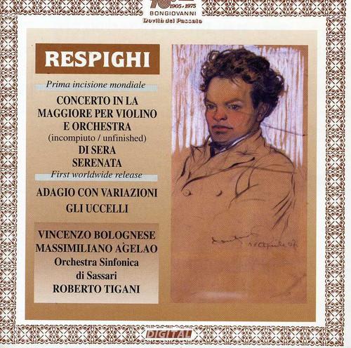 Concerto in a for Violin