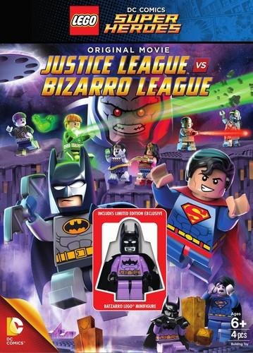 Lego: DC Comics Super Heroes: Justice League Vs Bizarro League