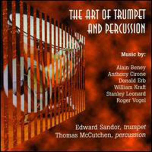 Art of Trumpet & Percussion / Various