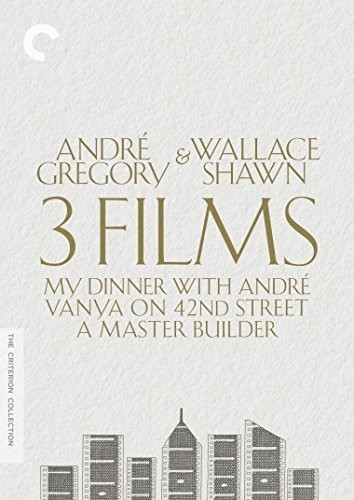 Andre Gregory & Wallace Shawn: 3 Films (Criterion Collection)
