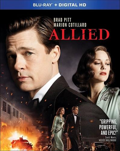 Allied [Blu-ray]