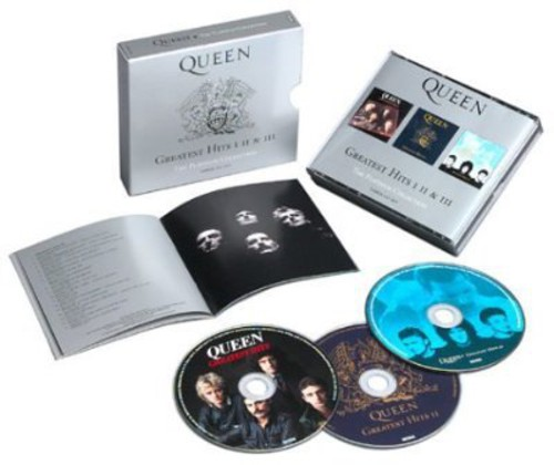 Platinum Collection: Greatest Hits 1-3 , Queen