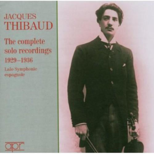 Complete Solo Recordings 1929-36