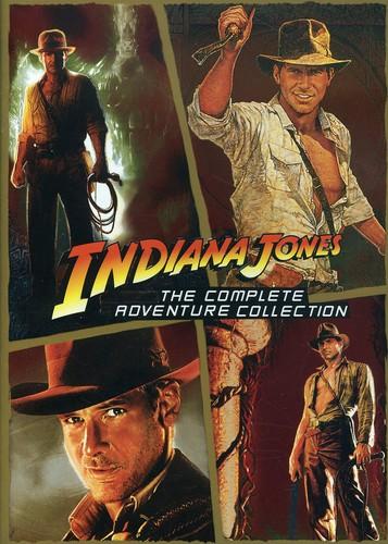 Indiana Jones: The Complete Adventure Collection