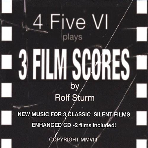 3 Film Scores By Rolf Sturm