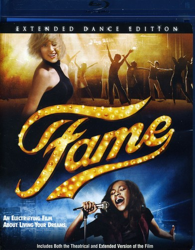 Fame [Extended Dance Edition] [2 Discs] [Blu-ray]
