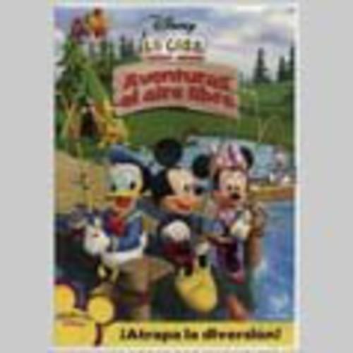 La Casa de Mickey: Aventuras Al Aire Libre [Import]