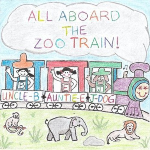 All Aboard the Zoo Train