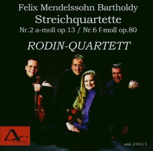 String Quartets 2 & 6