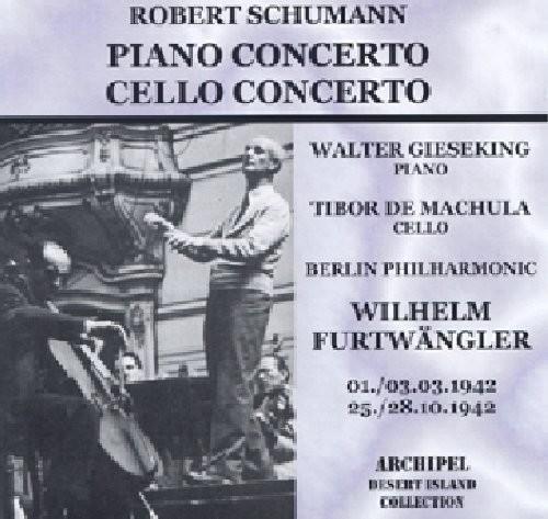 Klavierkonzert /  w. Gieseking