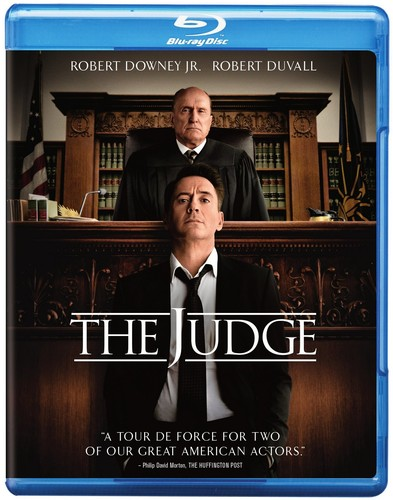 Judge [2 Discs] [Ultraviolet] [Blu-ray/DVD]