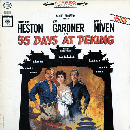 55 Days at Peking (Original Sound Track Recording)