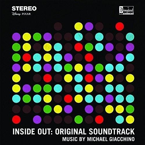Soundtrack-Inside Out (Original Soundtrack)