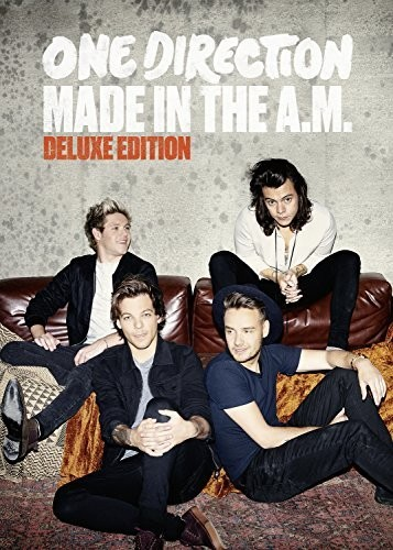 One Direction-Made in the A.M. [Deluxe]