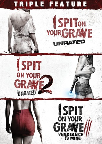 I Spit on Your Grave Triple Feature