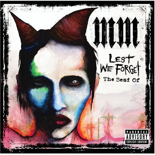 Marilyn Manson-Lest We Forget: The Best of