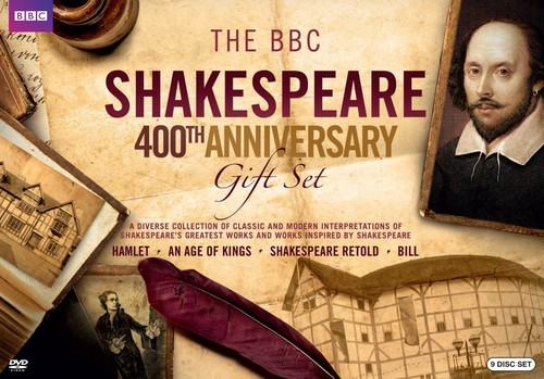 The BBC Shakespeare 400th Anniversary Gift Set