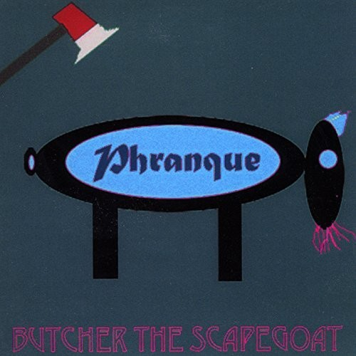 Butcher The Scapegoat