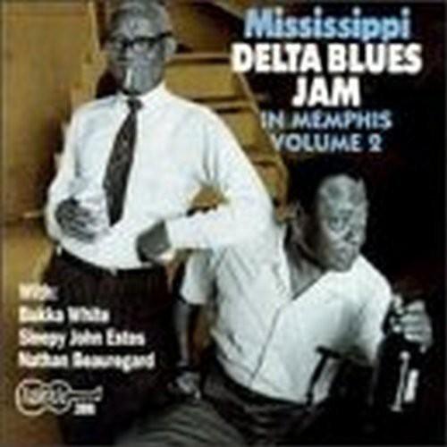 Mississippi Delta Blues Jam Memphis 2 /  Various