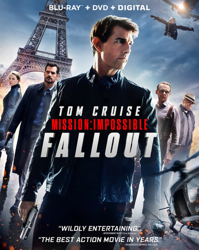 Mission: Impossible - Fallout [Blu-ray/DVD]