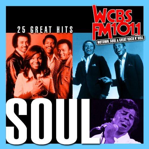 WCBS FM: Motown, Soul and Rock N Roll - Soul