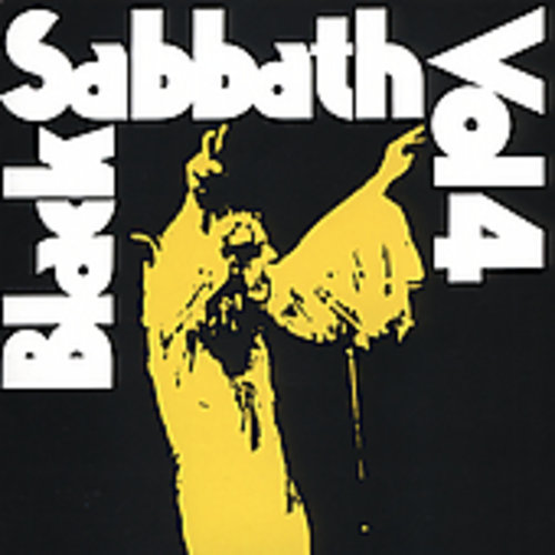 Black Sabbath-Volume 4