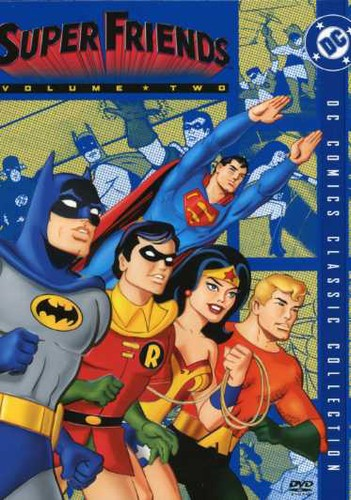 Superfriends: Second Season