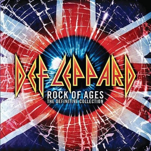 Def Leppard-Rock of Ages: The Definitive Collection