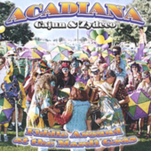 Fiddle Around at the Mardi Gras