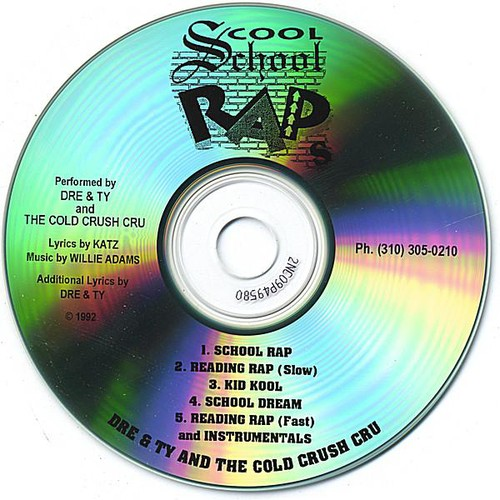Cool School Raps