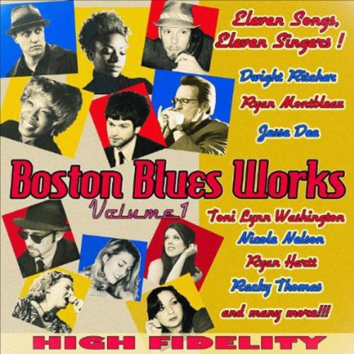 Boston Blues Works 1 /  Various