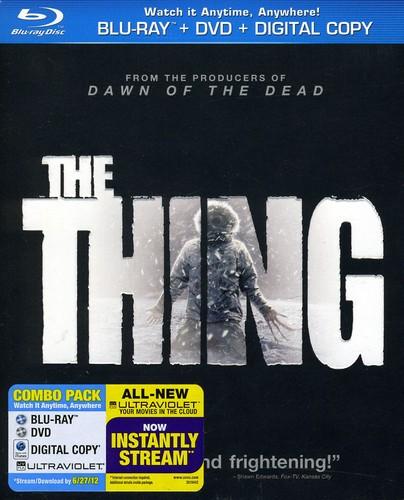 Thing [2 Discs] [UltraViolet] [Blu-ray/DVD]