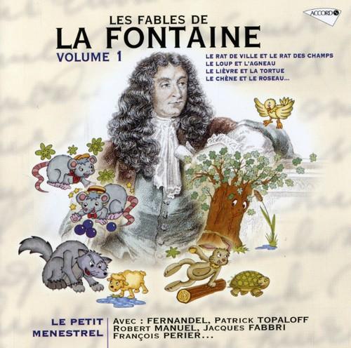 Les Fables de la Fontaine 1