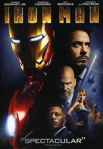 Iron Man [2008] [Widescreen]
