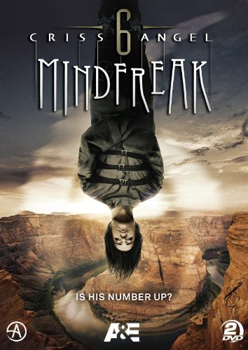 Criss Angel: Mindfreak: The Complete Season Six
